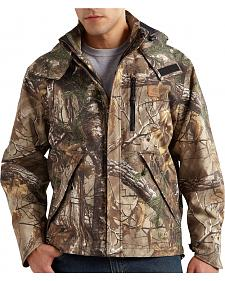 Carhartt Camo Shoreline Jacket - Big & Tall