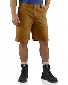Carhartt Weathered Duck Work Shorts