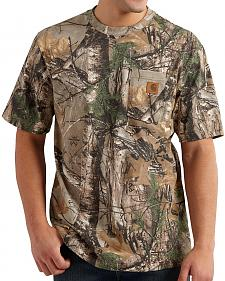 Carhartt Realtree� AP HD� T-Shirt - Big & Tall