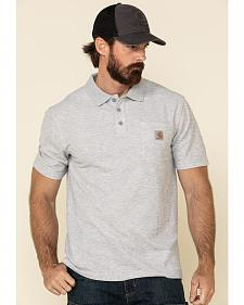 Carhartt Contractor's Work Pocket Polo Shirt