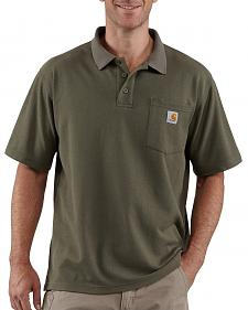 Carhartt Contractor's Work Pocket Polo Shirt - Big & Tall