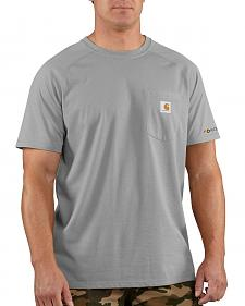 Carhartt Force Cotton Short Sleeve Work Shirt - Big & Tall