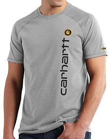 Carhartt Force Delmont Short Sleeve Shirt