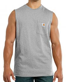 Carhartt Workwear Pocket Sleeveless Shirt - Big & Tall