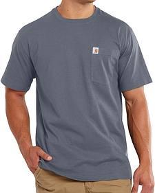 Carhartt Maddock Pocket Short Sleeve Shirt - Big & Tall