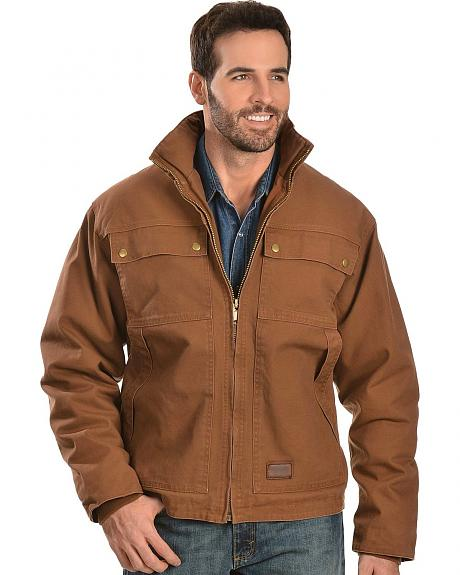 Exclusive Gibson Trading Co. Bonded Rancher Coat
