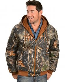 Exclusive Gibson Trading. Co. Reversible Camo Jacket