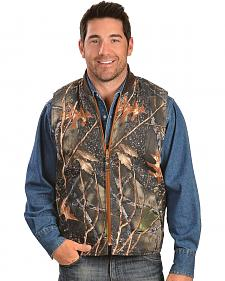 Exclusive Gibson Trading Co. Reversible Camo Vest