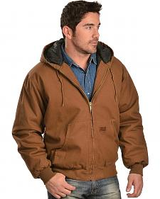 Exclusive Gibson Trading Co. Hooded Jacket