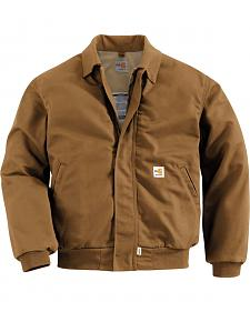 Carhartt Flame Resistant All-Season Bomber Jacket - Big & Tall