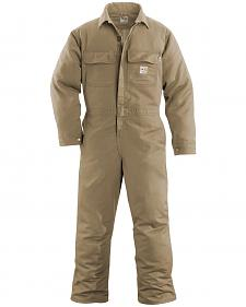 Carhartt Flame Resistant Work Coveralls - Big & Tall