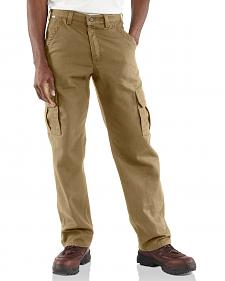 Carhartt Flame Resistant Canvas Cargo Pants - Big & Tall