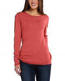 Carhartt Calumet Crewneck Long Sleeve Top