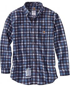 Carhartt Flame Resistant Classic Plaid Shirt
