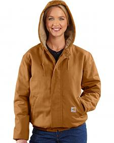 Carhartt Flame Resistant Midweight Canvas Active Jacket