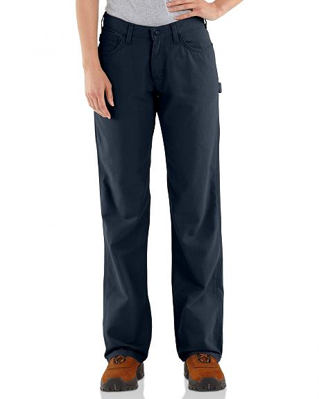 Carhartt Flame Resistant Canvas Work Pants - 34