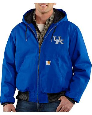 Carhartt University of Kentucky Wildcats Sandstone Active Jacket