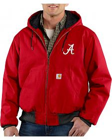 Carhartt University of Alabama Crimson Tide Sandstone Active Jacket