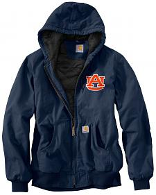 Carhartt Auburn University Sandstone Active Jacket
