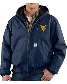 Carhartt University of West Virginia Mountaineers Sandstone Active Jacket