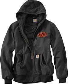 Carhartt Oklahoma State University Cowboys Sandstone Active Jacket