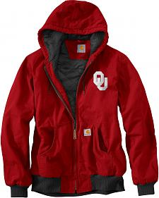 Carhartt University of Oklahoma Sooners Sandstone Active Jacket