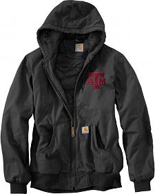 Carhartt Texas A&M Aggies Sandstone Active Jacket