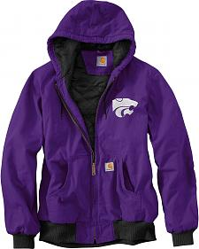 Carhartt Kansas State University Wildcats Standstone Active Jacket