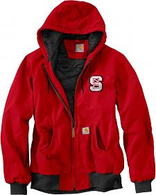 Carhartt North Carolina State Wolfpack Sandstone Active Jacket