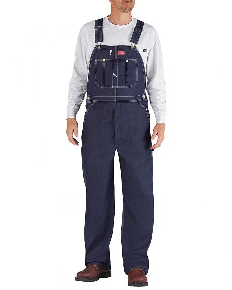 Dickies ® Indigo Bib Overalls - Big & Tall