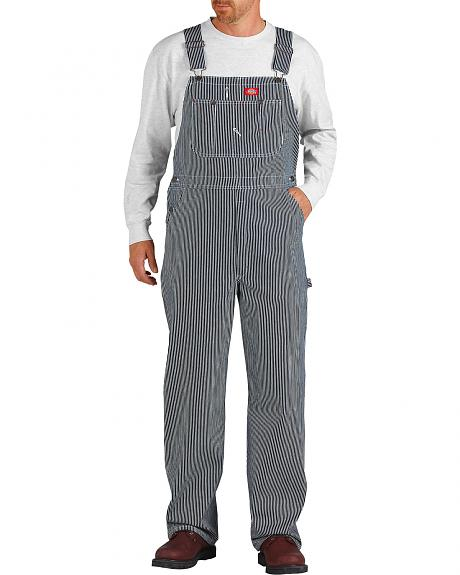 Dickies ® Hickory Stripe Overalls