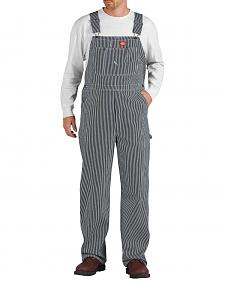 Dickies � Hickory Stripe Overalls - Big & Tall