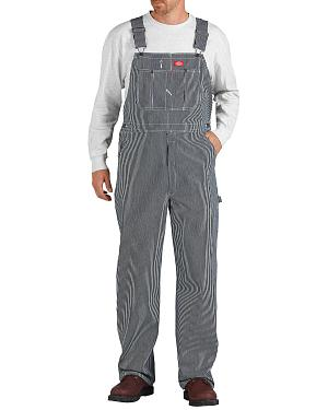 Dickies  Hickory Stripe Overalls - Big & Tall