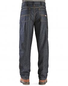 Cinch WRX Flame-Resistant Blue Label Carpenter Jeans