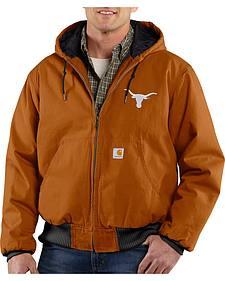 Carhartt University of Texas Longhorns Sandstone Active Jacket - Tall