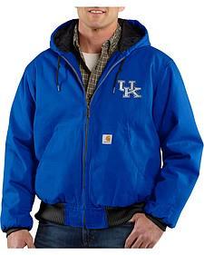 Carhartt University of Kentucky Wildcats Sandstone Active Jacket - Tall