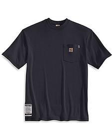 Carhartt Flame Resistant Short Sleeve T-Shirt - Big