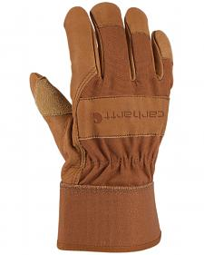 Carhartt Grain Leather Work Gloves