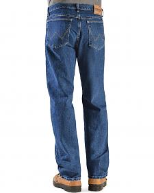 Wrangler Jeans - Rugged Wear Advanced Comfort