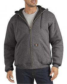 Dickies Heavyweight Quilted Fleece Zip-Up Hoodie