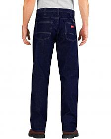 Dickies Relaxed Straight Leg Flame-Resistant Double-Knee Jeans