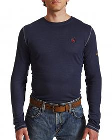 Ariat Flame Resistant Polartec Baselayer Long Sleeve T-Shirt