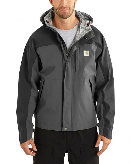 Carhartt Waterproof Breathable Shoreline Jacket