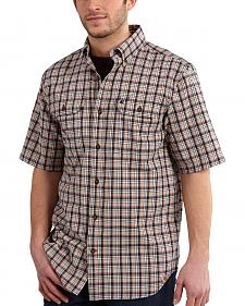 Carhartt Fort Plaid Short Sleeve Shirt