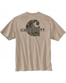 Carhartt Camo Pocket T Shirt