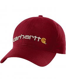 Carhartt Oakhaven Canvas Logo Cap
