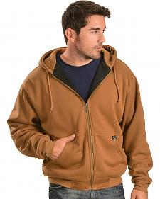 Dri Duck Men's Crossfire Hooded Fleece Jacket