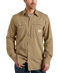 Carhartt Force Mandan Solid Long Sleeve Shirt
