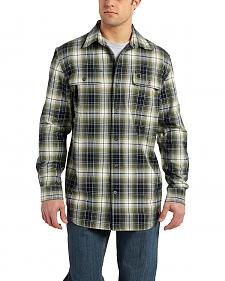 Carhartt Hubbard Plaid Flannel Shirt