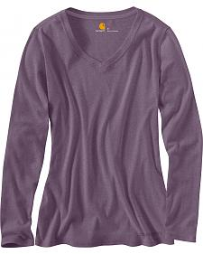 Carhartt Calumet Long Sleeve V-Neck Shirt